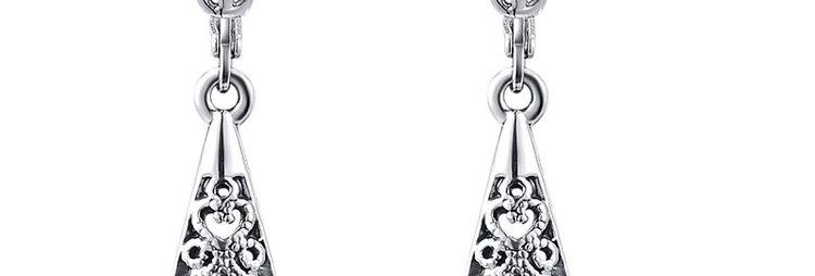 Magic spell Sterling Silver Earrings for Girls and Women (SSER0277)