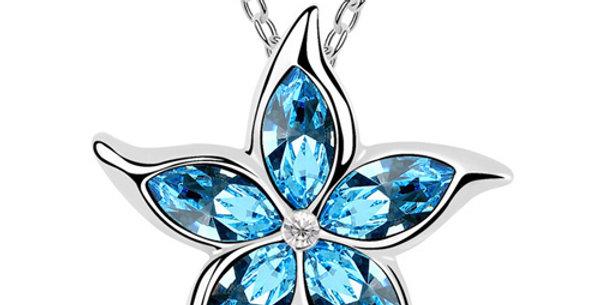 Silver Shoppee Pendant for Women (Silver) (SSPD0212A)
