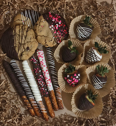 Dipped Dessert Box