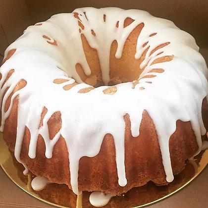 Not-So Ole' Fashioned Pound Cake