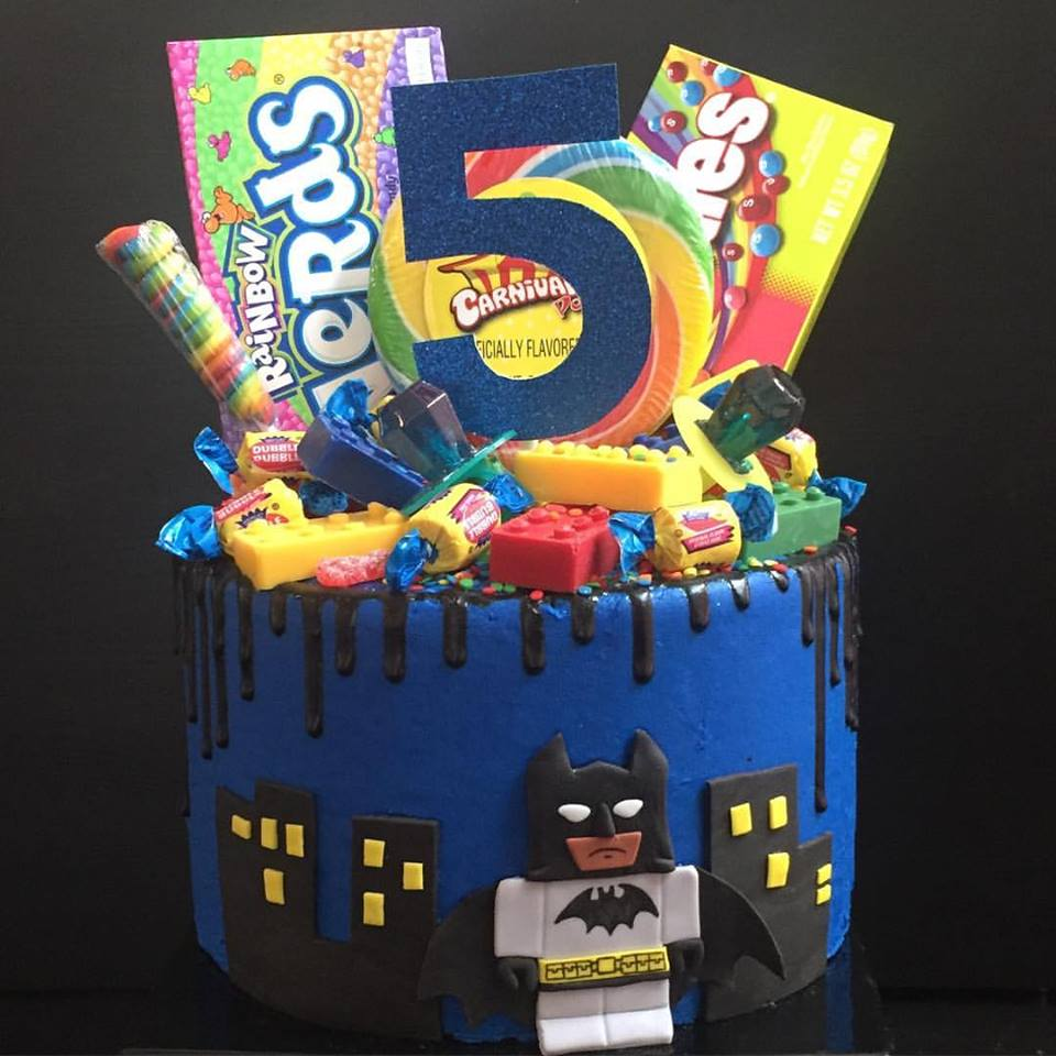 Lego Batman Drip w/Candy