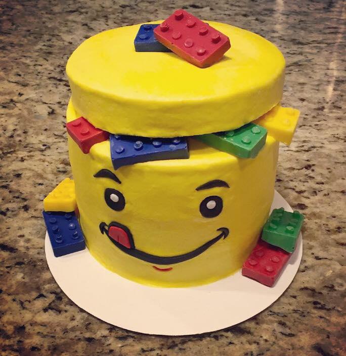 """6"""" Lego Themed"""