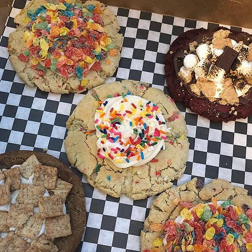 Deluxe Cookies (4 pack)