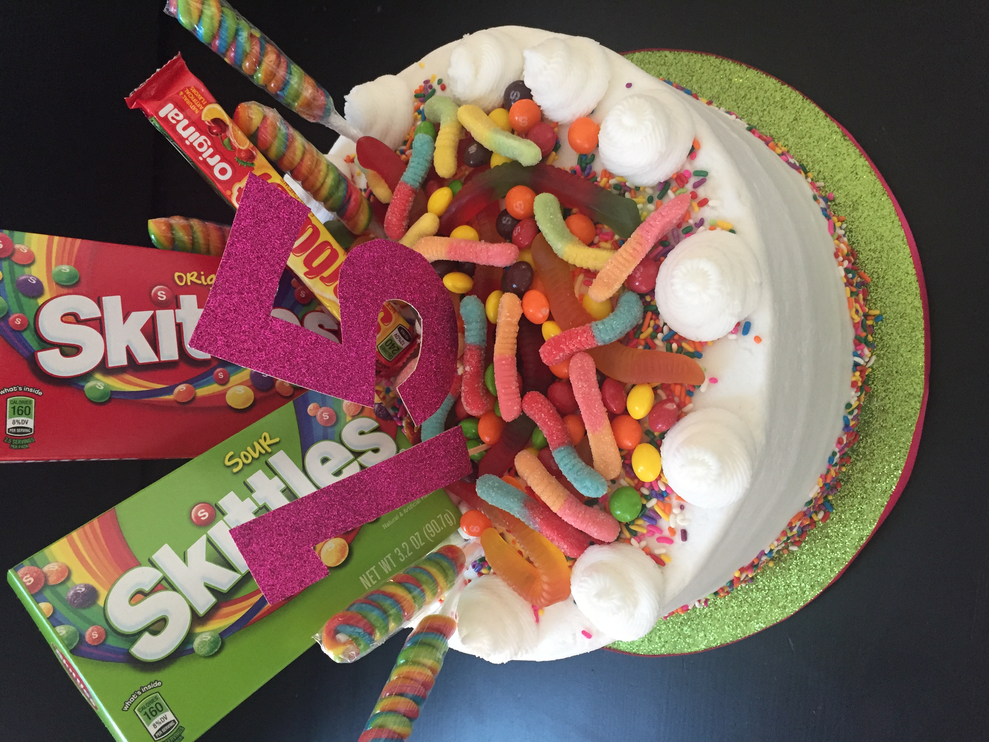 """10"""" Celebration w/Candy"""