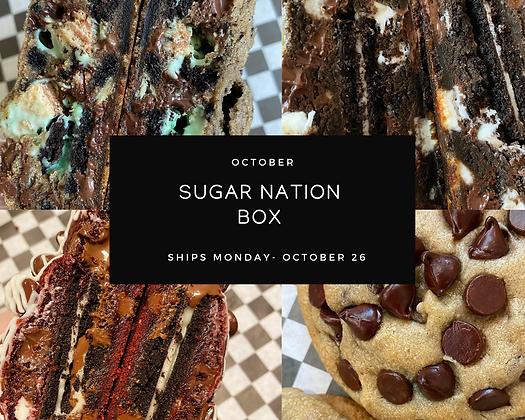 Sugar Nation Box (October)