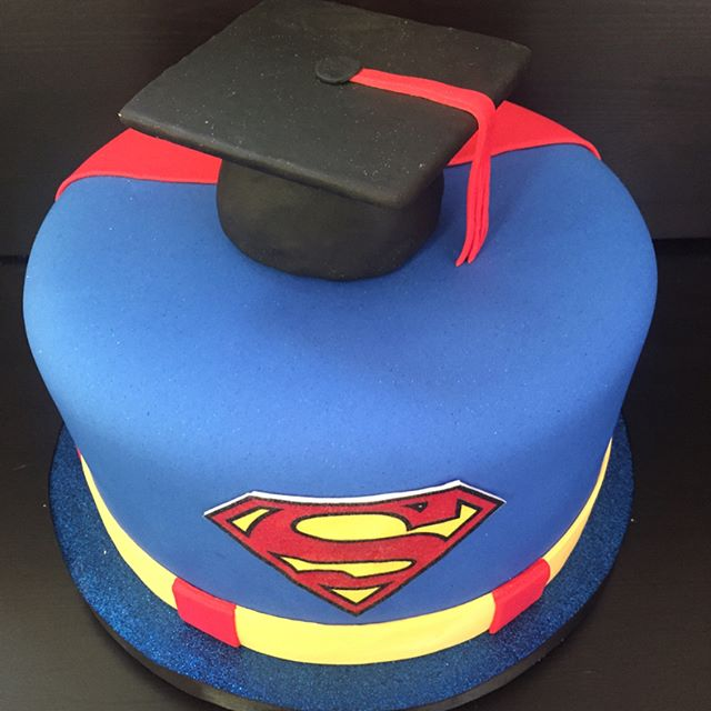 Superman Graduation