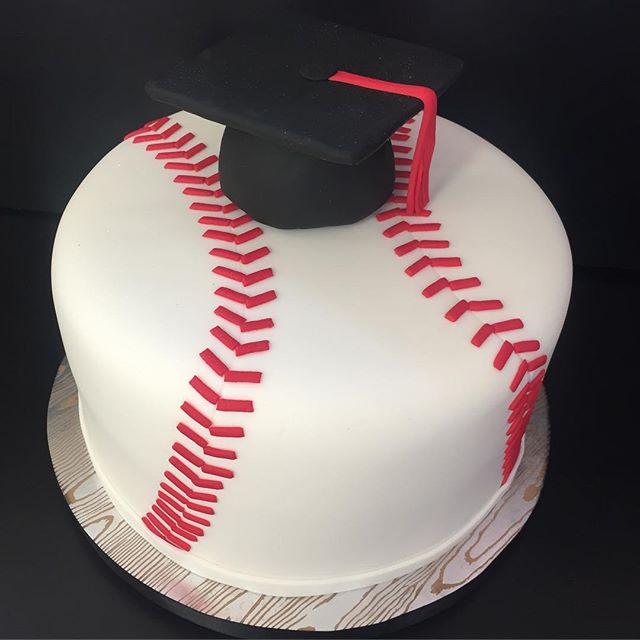 Baseball Themed Graduation
