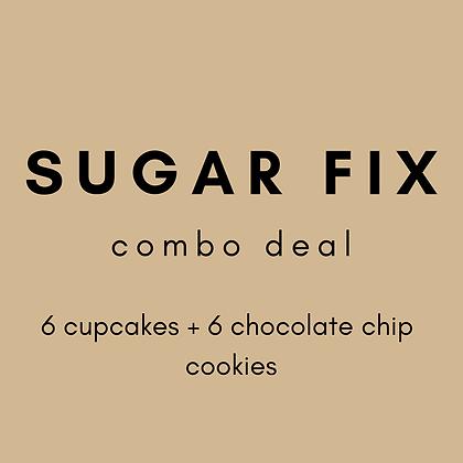 Sugar Fix Combo Deal (Express)