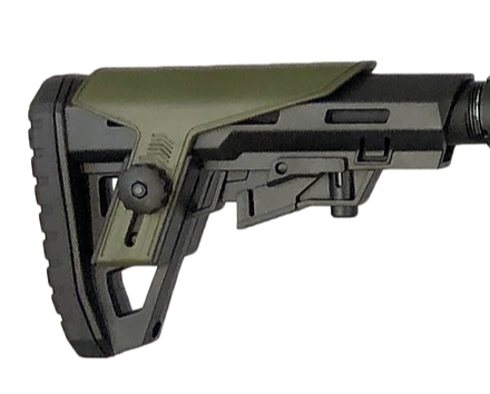 Collapsible Stock OD Green