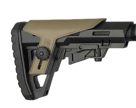 Collapsible Stock FDE
