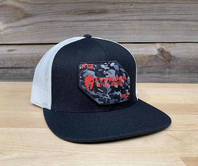 F12 Heritage Hat Flat Brim
