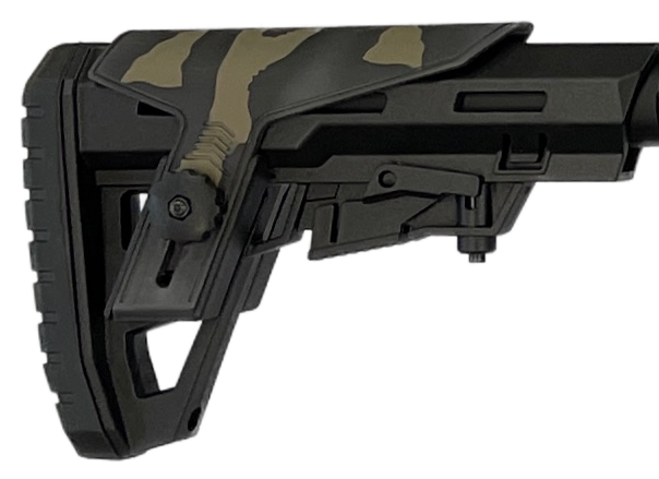Collapsible Stock Greycote