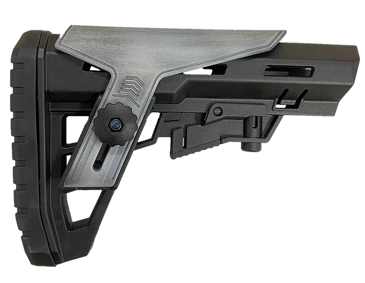 Collapsible Stock White DC