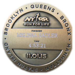 NYC Marathon 2015: Congratulations To Our Finalists
