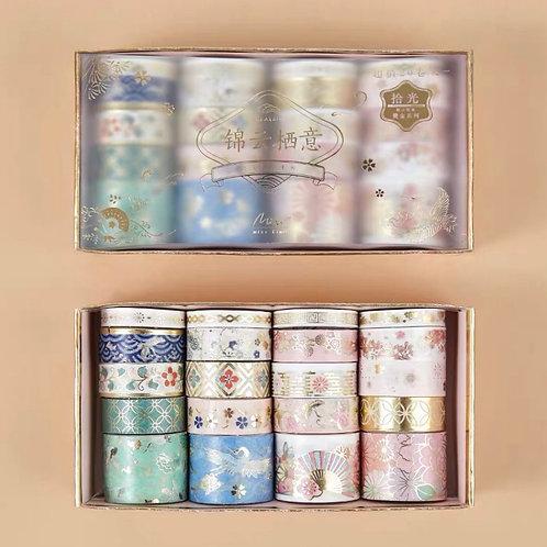 Washi tape set - style 20