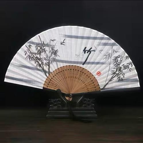 Elegant Fan - Bamboo