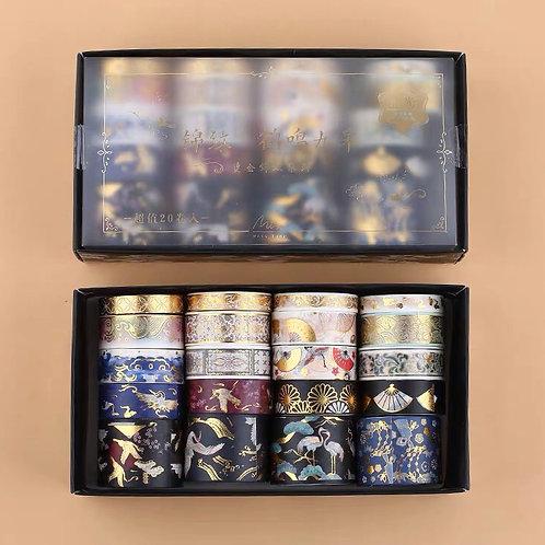 Washi tape set - Style 4