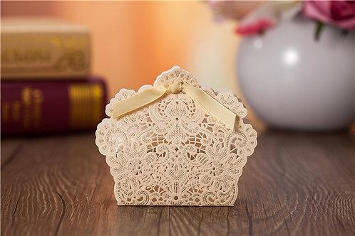Gift box (ribbon style)