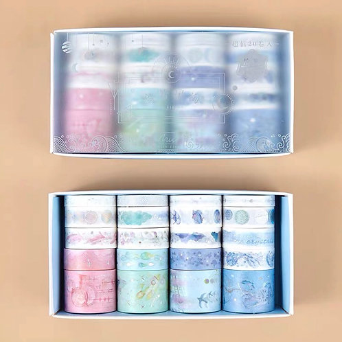 Washi tape set - style 21