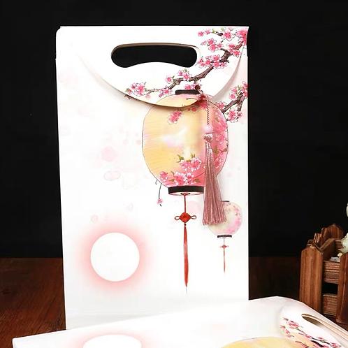 Lucky bag/gift bag-Lantern
