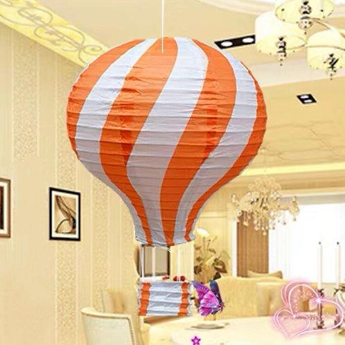 C&C Stripy hot air balloons (8 colours)