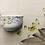 Thumbnail: Bone China bowl small (modern)