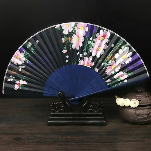 Elegant Fan - Flower