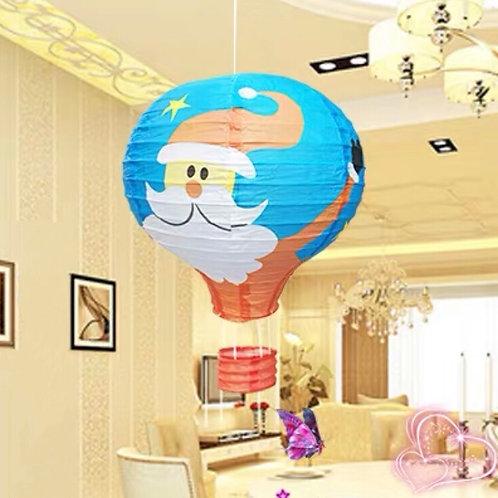 C&C Christmas hot air balloons (3 designs)