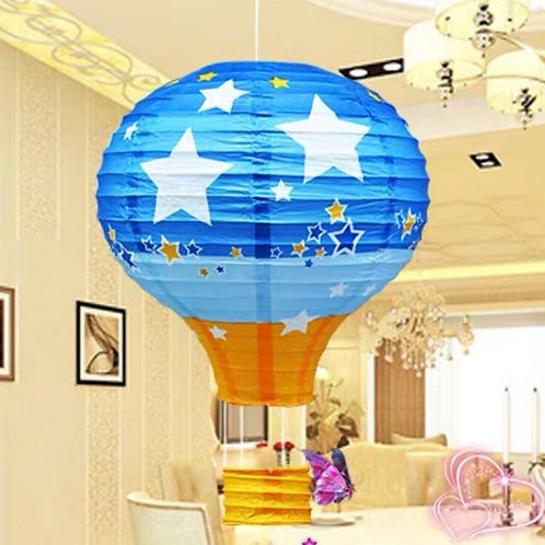 C&C Stars hot air balloons (3 designs)