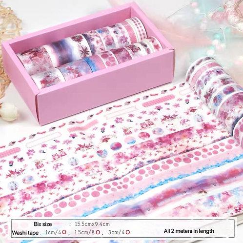 Washi tape set - style 15