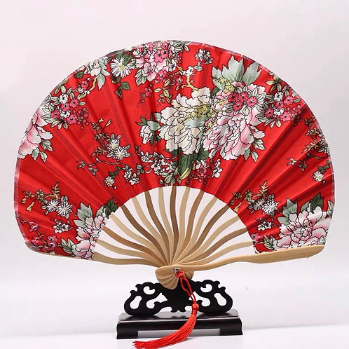 Elegant Fan - Non-traditional design (8 colours to choose from)