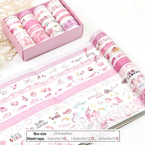 Washi tape set - Style 12