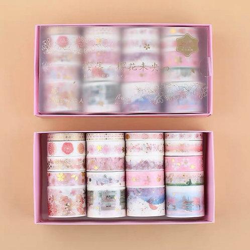 Washi tape set - Style 2