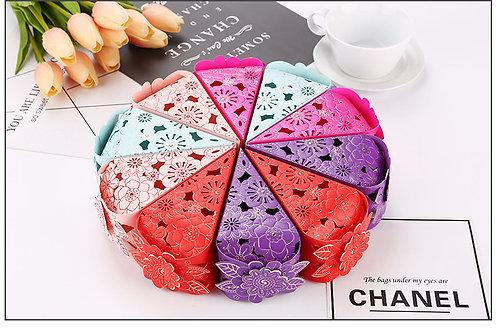 Gift Box (Cake slice style)