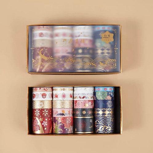 Washi tape set - style 19