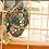 Thumbnail: Brooch - Turquoise butterfly