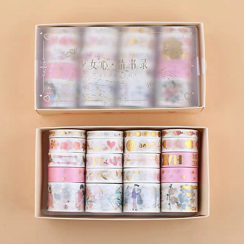 Washi tape set - style 5
