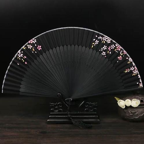 Elegant Fan - Black