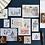 Thumbnail: Oriental Wood Rubber stamp -Bird