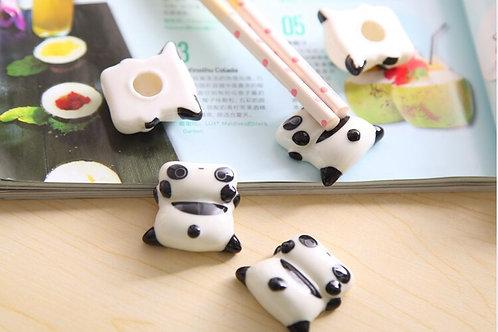 Chopsticks rest - panda