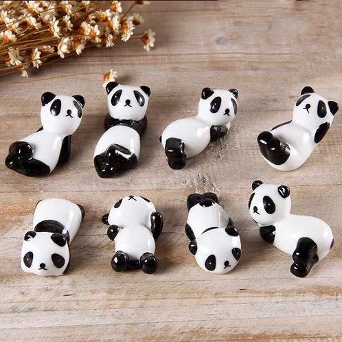 Chopsticks rest - relaxing panda
