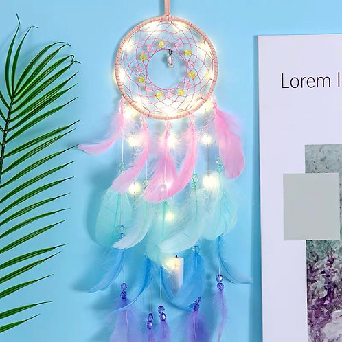 Dream catcher with lights A