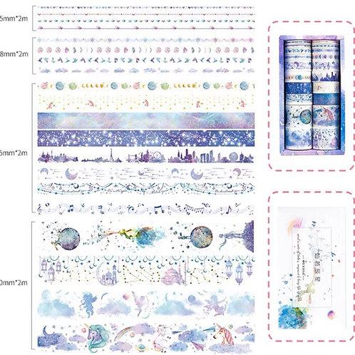 Washi tape set - style 18