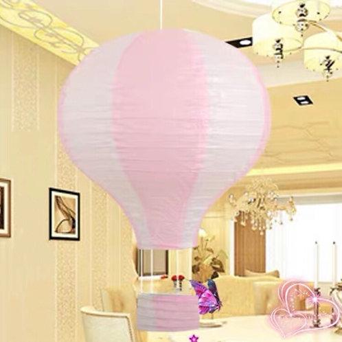C&C 2-colour hot air balloons(4 designs)