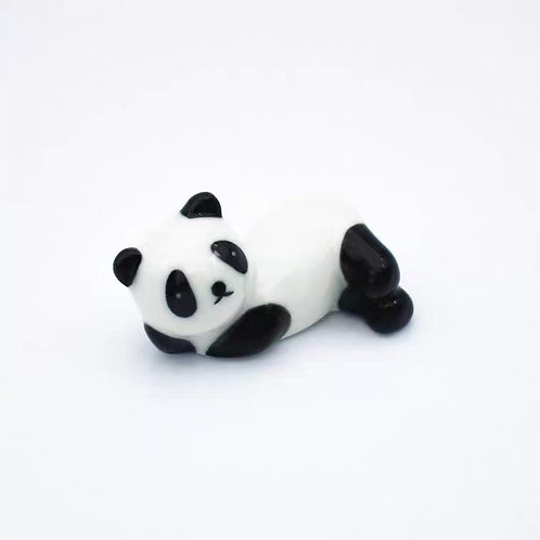Chopsticks rest - relaxing panda