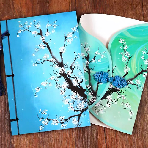 C&C Notebooks with gift cover 12 designs