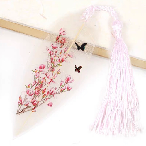 Leaf bookmark Butterfly