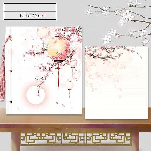 C&C Notebooks Square ones 12 designs