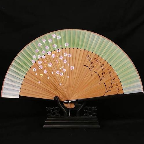 Elegant Fan - Green