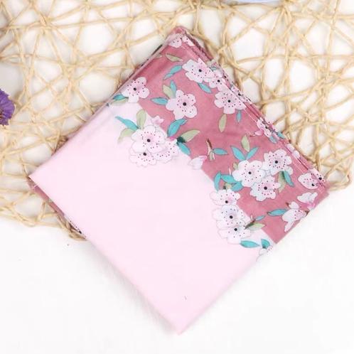 Cotton Handkerchief (Pink)